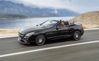 Slk Mercedes 2016 Mercedes Slc Slc 43 Amg Revealed New Slk