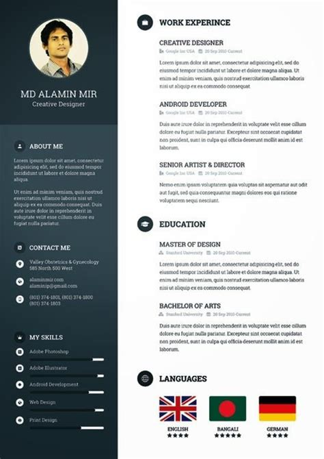 Plantilla De Curriculum Para Hotel 17 Best Images About Cv On Word Doc For M And Cv Template