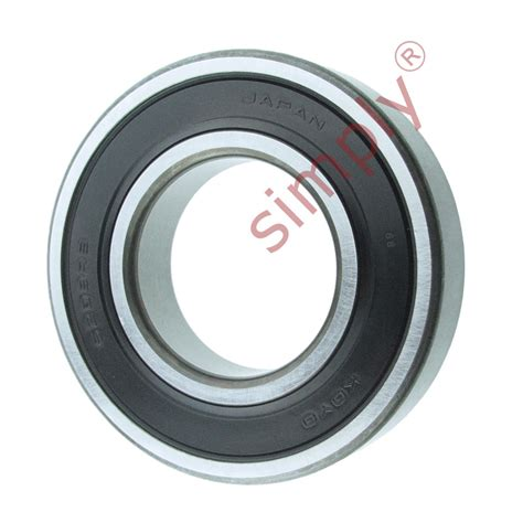 Bearing 6208 Koyo koyo 62082rs rubber sealed groove bearing