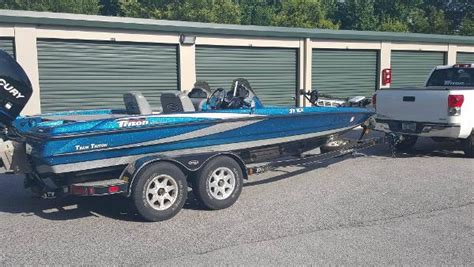 used triton boats for sale in ky triton new and used boats for sale in ky
