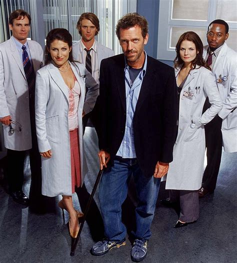 house actors holed up everyone s favourite house doctor played by hugh laurie finds himself