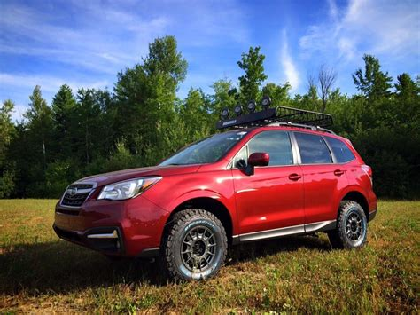 2016 subaru forester lifted lp aventure lift kit forester 2014 2018 lp aventure a