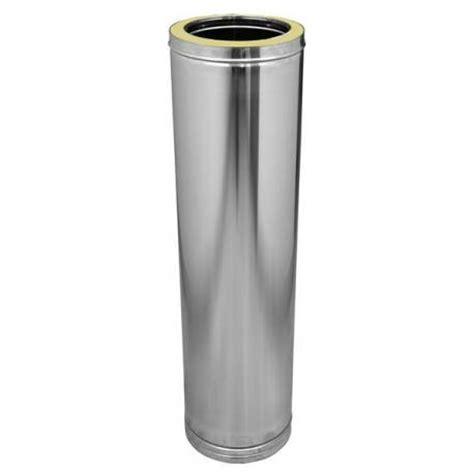 tubos inox chimenea tuber 237 a chimenea inoxidable aislada dinak dp calefacci 243 n