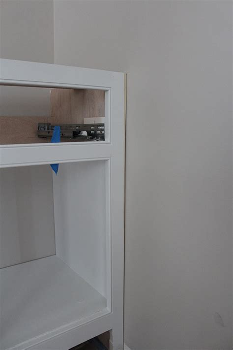 Scribe Cabinet by Our Home From Scratch