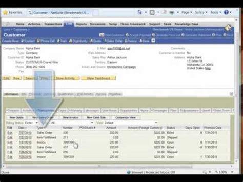 service bench warranty netsuite warranty service bench module youtube