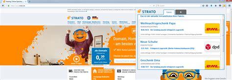 Für Was Ist Ein Bd by Strato Paketverfolgung F 195 188 R Alle Sendungen Mit Nur Einem Tool