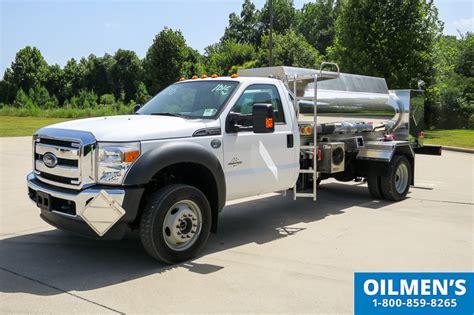 gallon fuel truck  ford