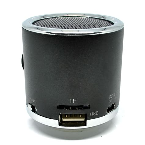 Speaker Mini Usb speaker mini bass micro sd usb fm radio z 12