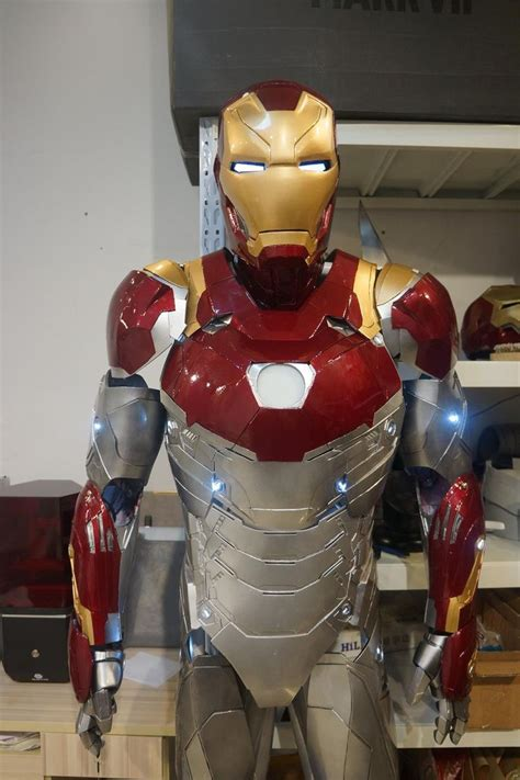 iron man mk mk suit iron man iron man armor