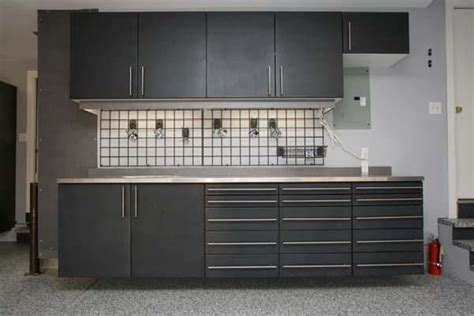 encore powder coated series nj garage cabinets for sale
