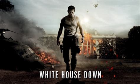 movie white house down quot white house down quot movie review geek news network