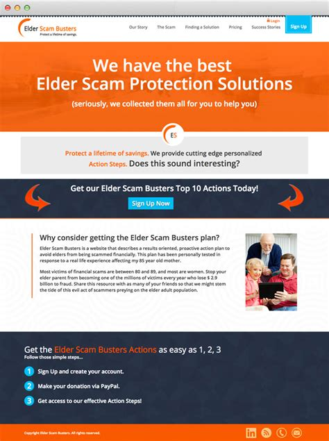 Scam Busters by Elder Scam Busters