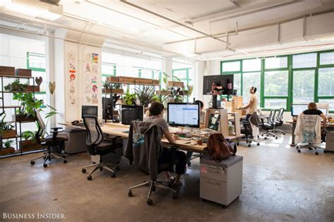Etsy Office by Etsy Office Dumbo Offices Modern Offices