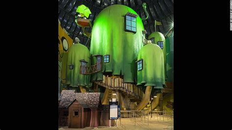 Adventure House by World S Largest Indoor Theme Park Opens In Dubai Cnn