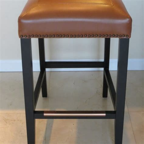 Foot Guards For Bar Stools by Bar Stool Metal Foot Rail Protectors Covers