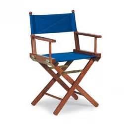 sedie regista usate produzione e vendita sedie pieghevoli da regista in