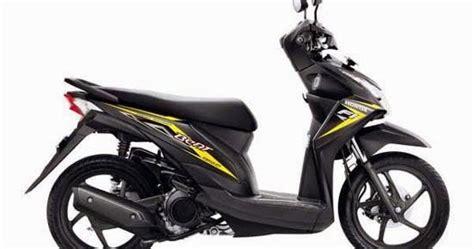 Swith Standar Sing Honda Beat Ahm honda beat fi dengan seragam baru indonesia motorcycle