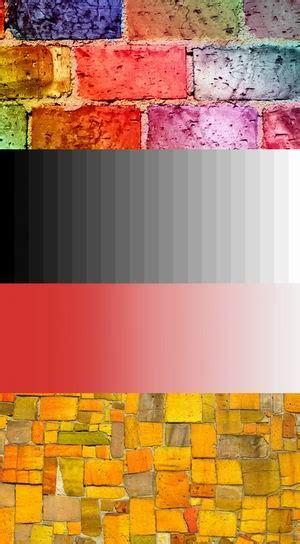 pegecatan dinding gradasi warna tips rawat rumah taman