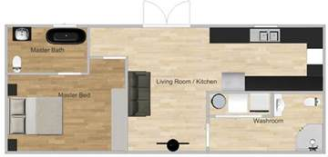 One Room Cottage Plans journey of 2 old souls tiny house floor plan
