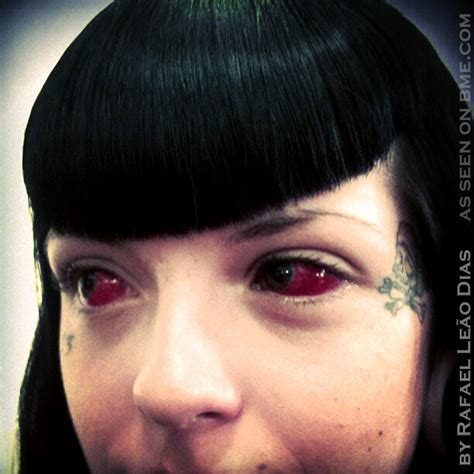 red eye tattoo of doom bme piercing and