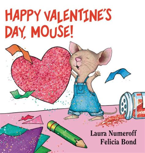 valentines day book happy s day mouse if you give series by