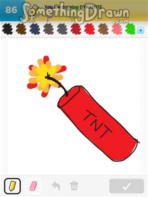 Dynamite Drawing