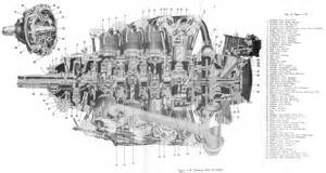 the a2a simulations community view topic b377 r 4360 engine diagrams