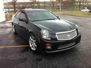 2004 Cadillac Cts V Mpg Buy Used 2004 Cadillac Cts V Sedan 4 Door 5 7l In Utica