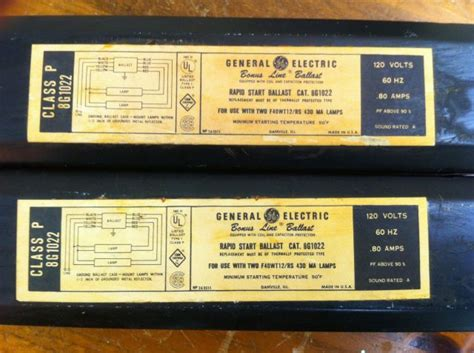 Identification Of L Ballasts Containing Pcbs by Fluorescent Light Ballasts Pcb 28 Images Fluorescent