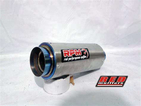 Knalpot Mufflers M17 Carbon Kevlar Yamaha R15 Dan Xabre project titan mufflers