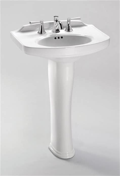 toto pedestal sink toto pedestals and sinks abode