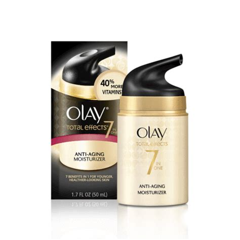Olay 7 In 1 olay total effects 7 in 1 anti aging daily moisturizer 1 7 fl oz target
