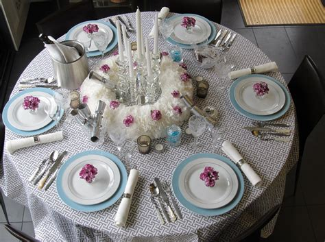 bridal shower round table decoration ideas elegant table settings and different things to use to