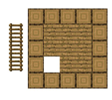 Minecraft Papercraft Door - pin minecraft papercraft wooden door on