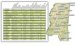 Mississippi State Parks Map ms state parks and map where i come from pinterest