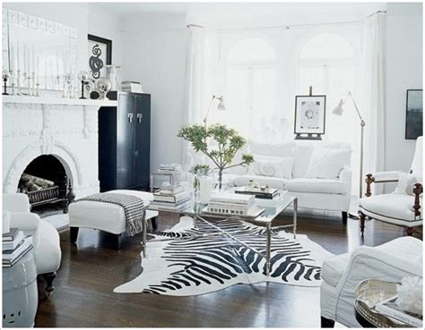 Black And White Living Room by 8 Modern Black And White Living Room Designs Amazing