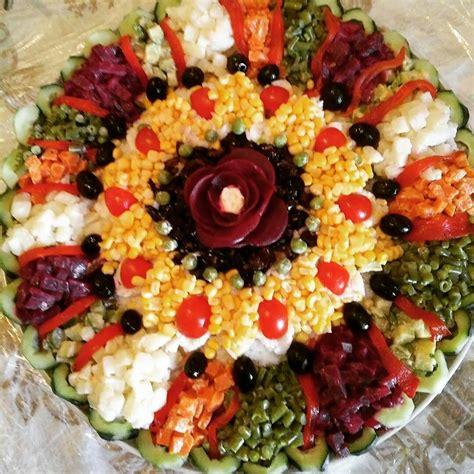 Decoration De Salade Marocaine by 201 Pingl 233 Par Wawa Sur Salade Salades Salade