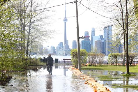 Records Ontario Toronto Braces For More With Lake Ontario At Record Breaking Levels Toronto