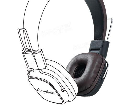 Headset Headphone Remax Rm 100h remax rm 100h retractable pu wired headset