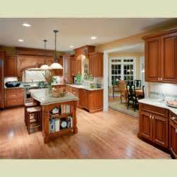 Designs Of Kitchen Furniture Traditional Kitchen Design Ideas Decobizz Com