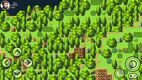 rpg maker android rpg maker mv devlog akiki s trail new maps android test