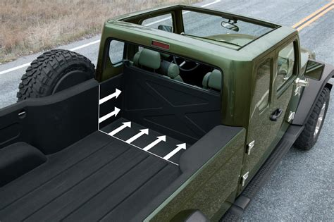 jeep truck concept interior lee s free riff february 2011