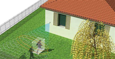 allarmi perimetrali per giardini sicurezza elettricista antonello sergio