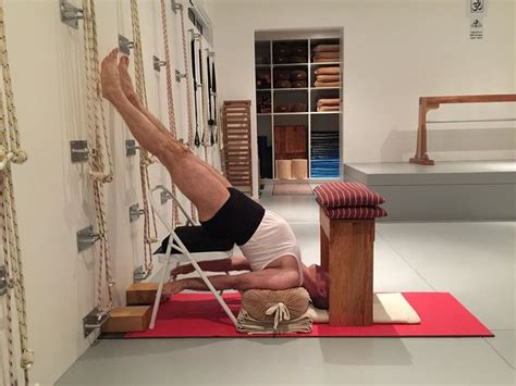 Chair Sarvangasana by 17 Best Images About Inversions On