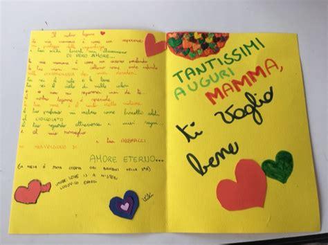 bosisio docce bosisio poesia per la mamma realizzata dagli alunni di 3