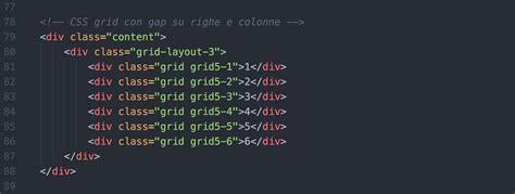 grid layout css tutorial css grid layout tutorial 2 veneto formazione