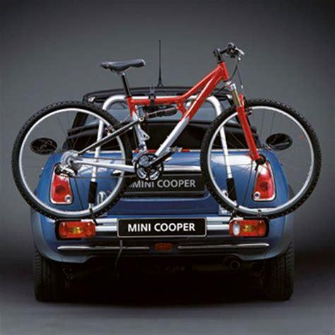 Mini Cooper Convertible Bike Rack by Mini Convertible Bike Rack 2017 Ototrends Net