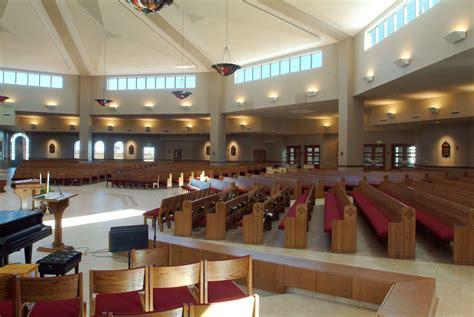 holy spirit catholic church straub construction