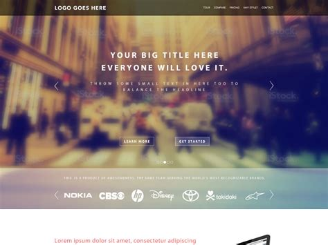 Giveaway Page - landing page template psd freebie giveaway by christopher swanger dribbble