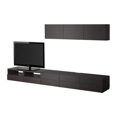 ikea besta tv storage unit best 197 tv storage combination ikea wall units pinterest